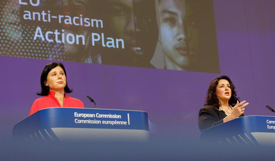 EU plans to crack down on racism