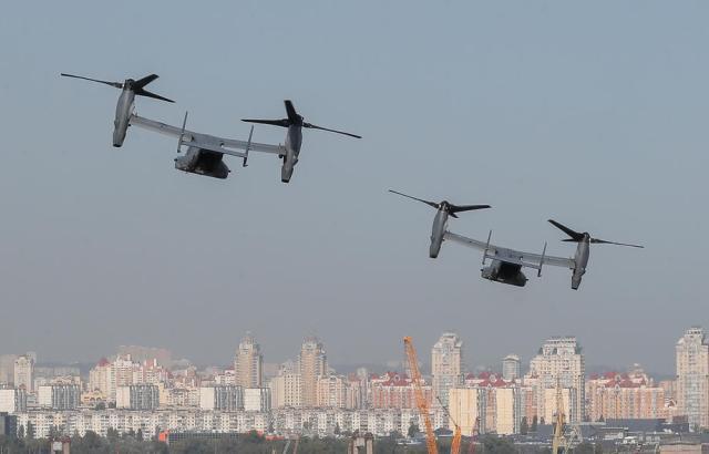 Photo Story: Rapid Trident – 2020 military exercises in Ukraine