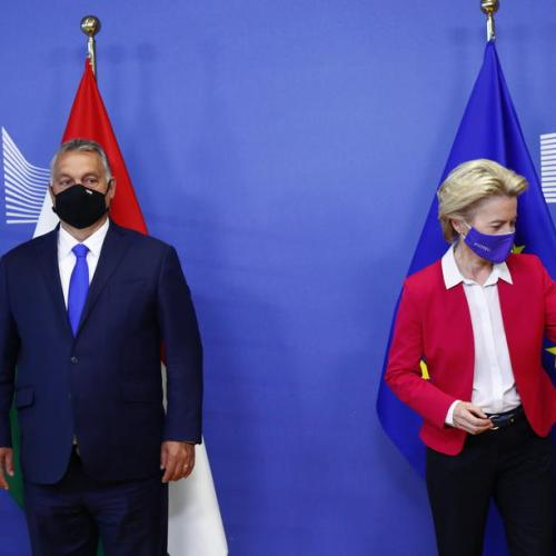 EU wants reforms before approving Hungary's recovery plan