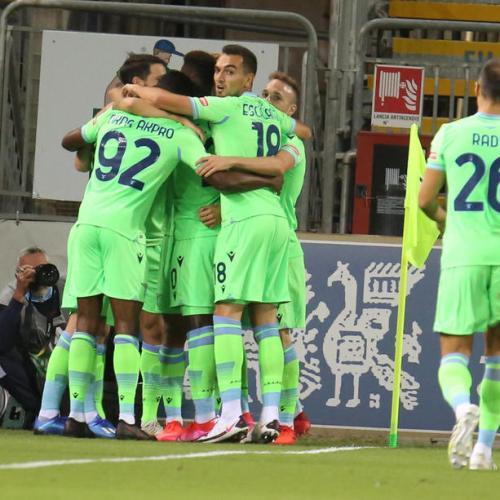 Lazio beats Cagliari