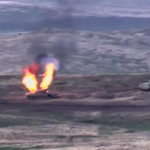 Armenia calls for Turkey's non-involvement in conflict