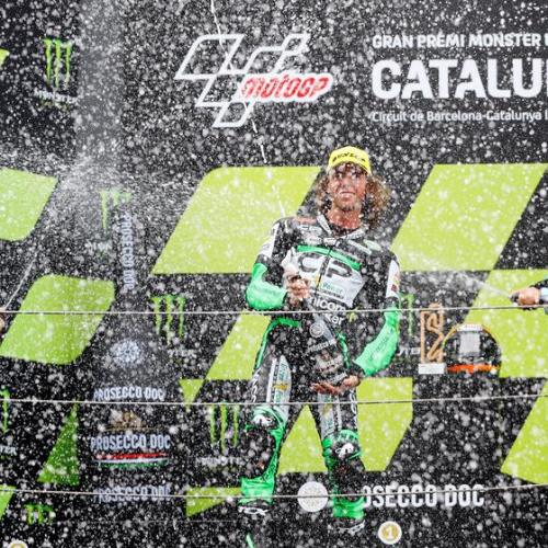Photo Story – Catalonia Moto3 Race Celebration