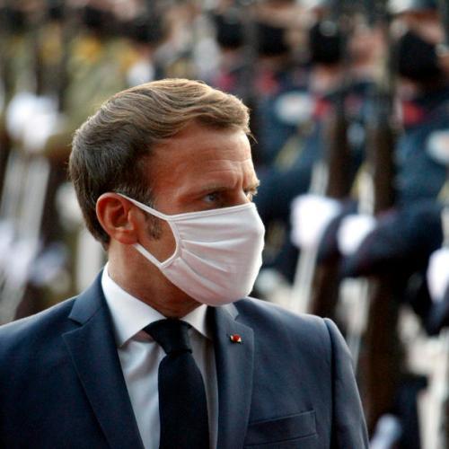 Macron promises help to Belarus opposition