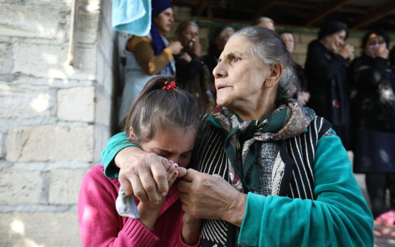 More civilians killed as Nagorno-Karabakh conflict deepens