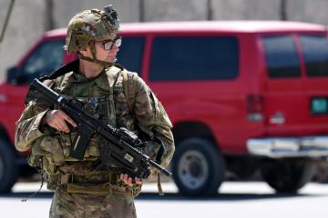 U.S. won't hesitate to protect soldiers in Iraq