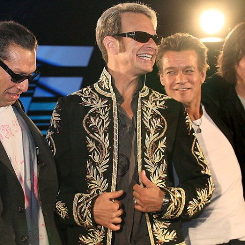 Van Halen dies of throat cancer at 65
