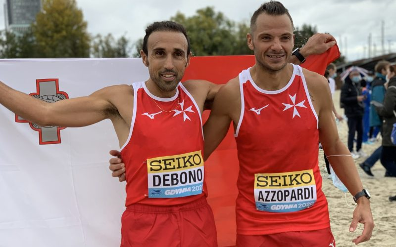 Strong performances by Maltese athletes in World Half Marathon Championships