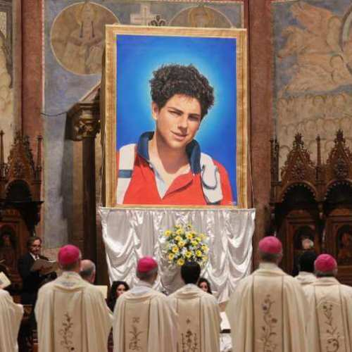 Carlo Acutis 15-year old who used the internet for good beatified