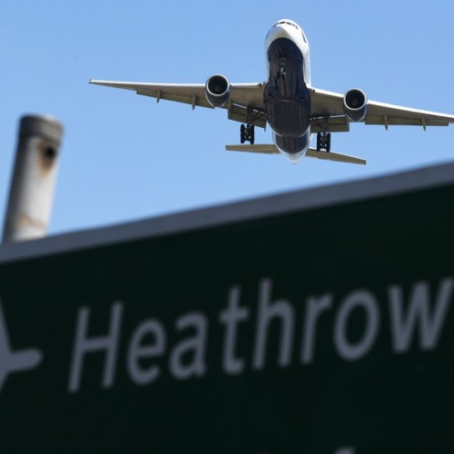 London's Heathrow is no longer Europe's busiest airport