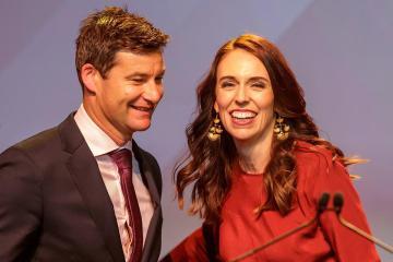New Zealand PM Ardern plans summer wedding