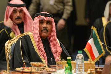 Kuwait names Sheikh Meshal as new crown prince