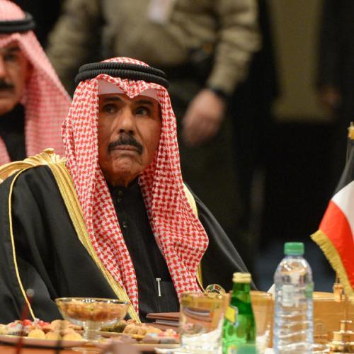 Kuwait names Sheikh Meshal as new crown prince
