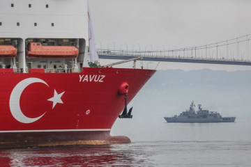 Turkish company applies to explore for oil in east Mediterranean