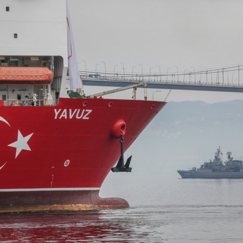 Greece, France in strong reaction after Turkey carries out seismic surveys in Mediterranean