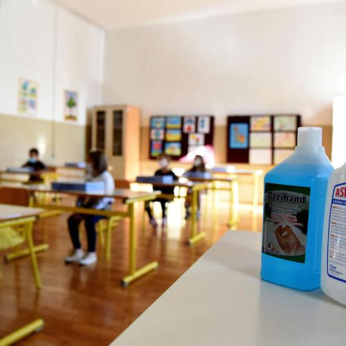Surge in Spain of cases of children suffering poisoning after ingesting hand-sanitising gels