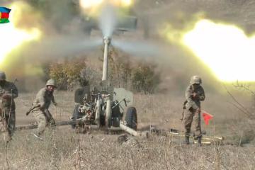 Azerbaijan accuses Armenia of firing across border at its forces