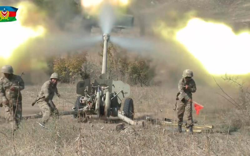 Global powers push to end Nagorno-Karabakh fighting