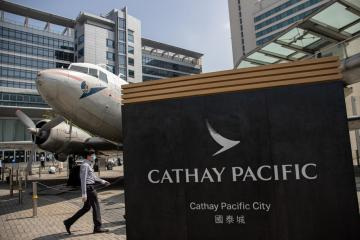 Cathay Pacific to close pilot bases in Canada, Australia, New Zealand