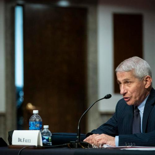 Fauci says if all goes well, first U.S. COVID-19 vaccines could ship late December or early January