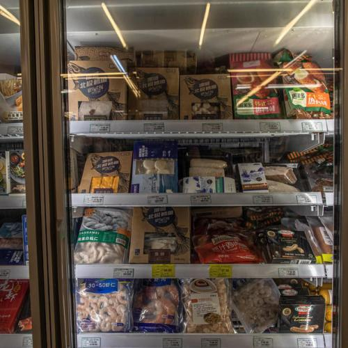 Chinese experts warn frozen food package polluted by living coronavirus could cause infection