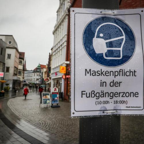 Germany declares Ireland, Switzerland, Poland and most of Austria virus risk regions