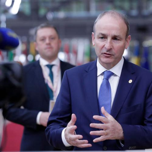 Irish PM calls for EU solidarity on Brexit bill, trade talks to go on