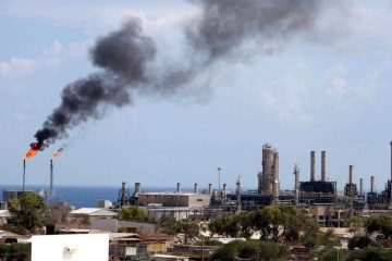 Libya's Waha Oil to ramp up ouput after fixing pipeline leak