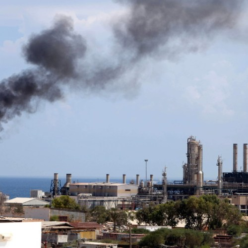Libya's troubled oil sector sees new revival