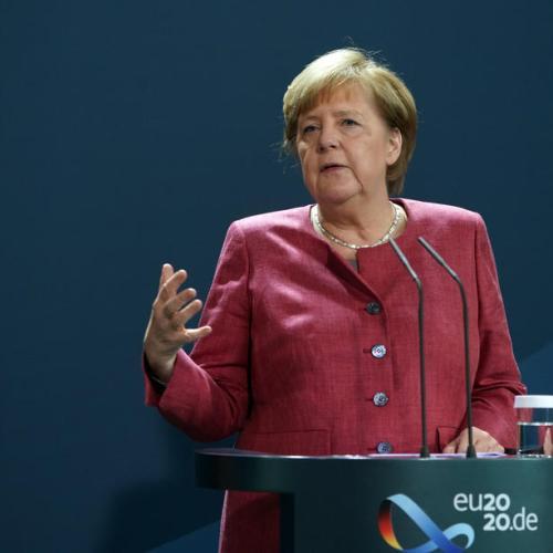 Merkel says EU will not let Ireland down over Brexit