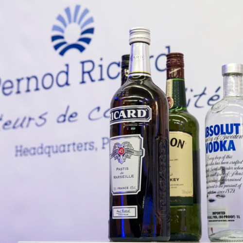 Pernod Ricard eyes full year profit growth after sales beat forecasts