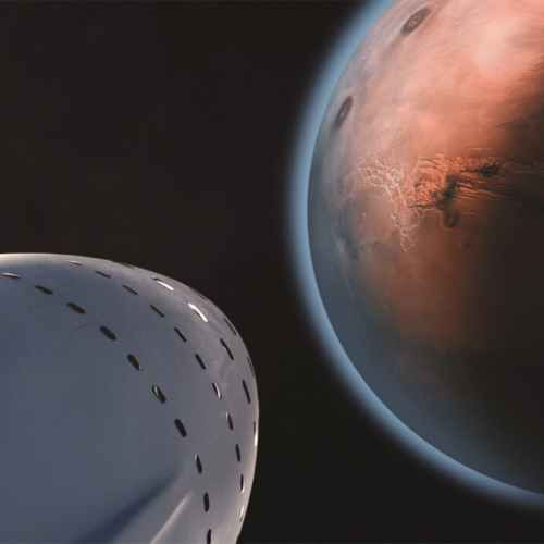 Chinese spacecraft set for Mars landing in May