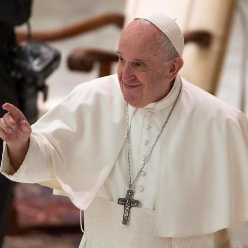 Pope Francis tells faithful to respect COVID-prevention rules