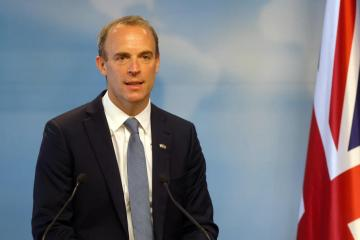 G7 to consider mechanism to counter Russian 'propaganda', UK's Raab says