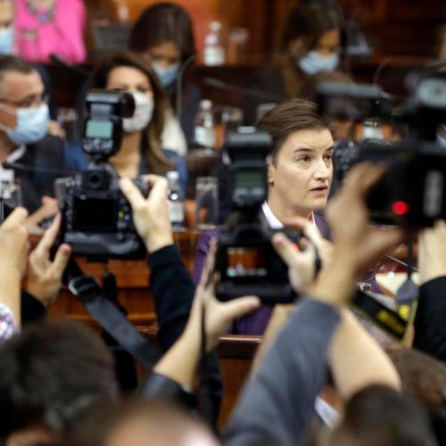 Serbia's parliament appoints new government