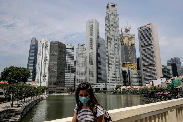 Singapore factory output surges at fastest pace in 9 years on pharma boost