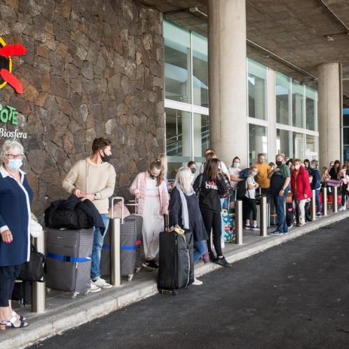 Spanish airport operator Aena says no recovery in sight after 9-month loss