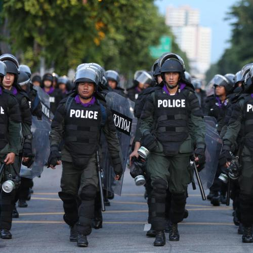 Thailand bans protests as challenge to establishment escalates