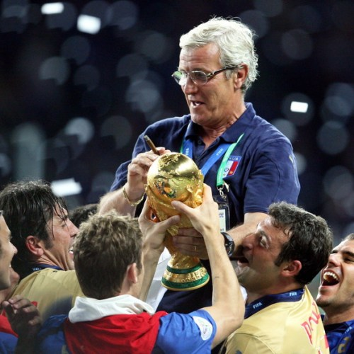 Marcello Lippi officially retired as football coach