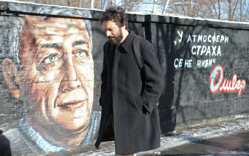 Serbs commemorate 1,000 days since killing of Oliver Ivanovic