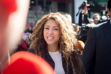 Spanish judge seeks tax fraud trial for pop singer Shakira