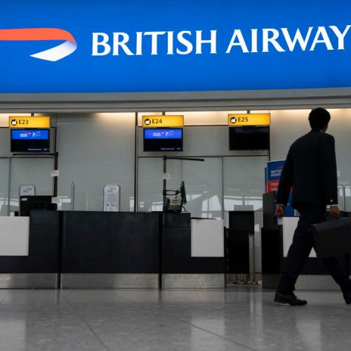 British Airways hit with UK data watchdog's biggest-ever fine