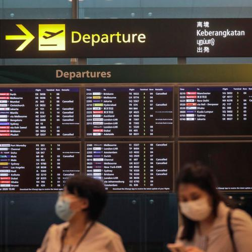 'World's best airport' warns of prolonged crisis