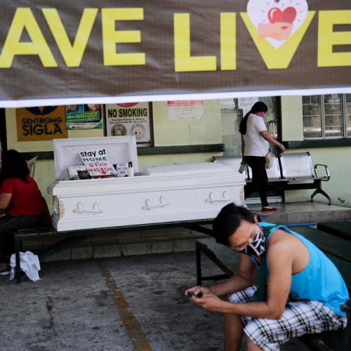 Duterte wants entire Philippine population vaccinated for COVID-19