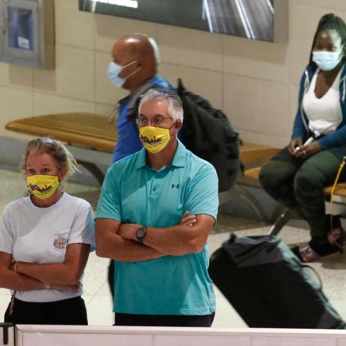United Airlines testing global health app on UK-U.S. flight in effort to reopen borders