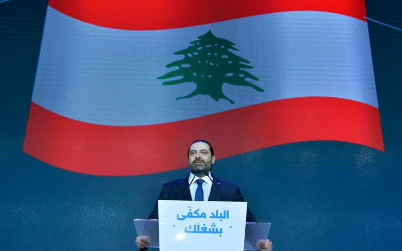 Al-Hariri calls for restoration of French plan for Lebanon