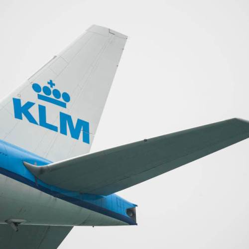 Bomb threat on Amsterdam bound KLM flight from Bucharest