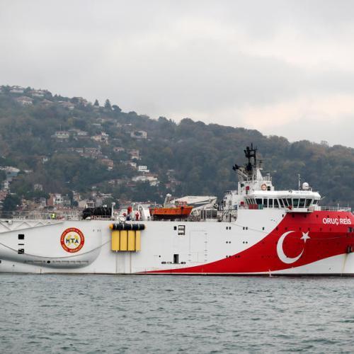 US slams Turkey's coercion, threats and intimidation in the Mediterranean