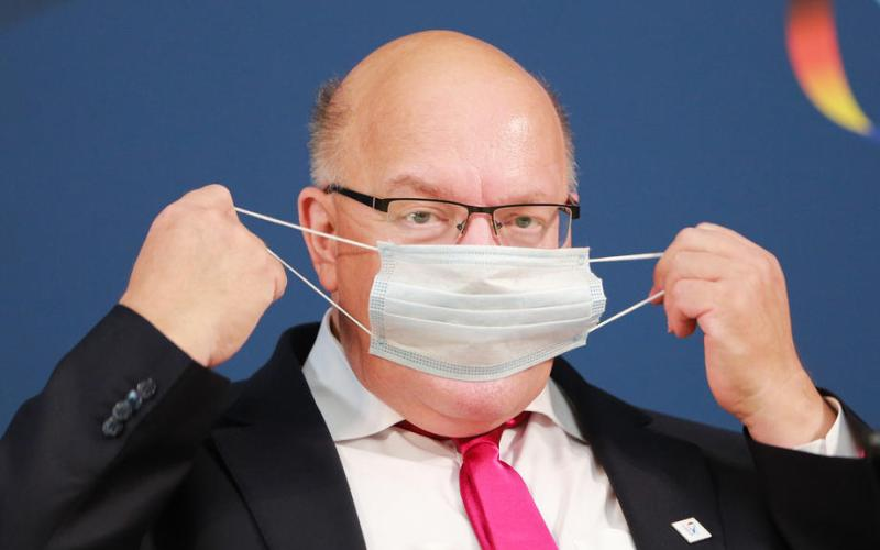 Trump's infection shows officials must take virus seriously – Germany's Altmaier