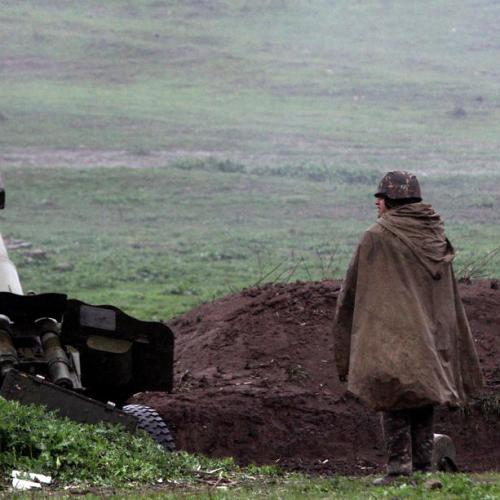 Russia decries use of 'foreign terrorists' in Karabakh conflict