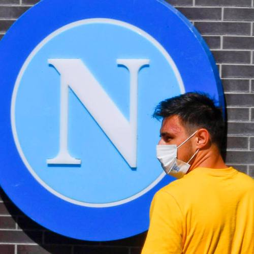 Napoli football squad registers negative swab tests